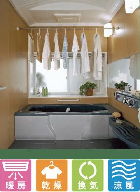 洗い場(FRP/保温材付)