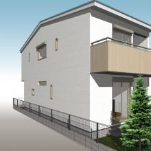 【春日井篠田/全1棟】建築条件付宅地 -A-Stype-