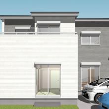 【北区六が池/全9棟】建築条件付宅地 -E-Stype・G-Stype-