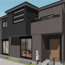 【緑区鹿山 /全1棟】建築条件付宅地 -A-Stype-