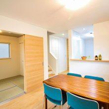 【北区六が池・第一期/全9棟】新築分譲住宅 -Btype・Dtype-